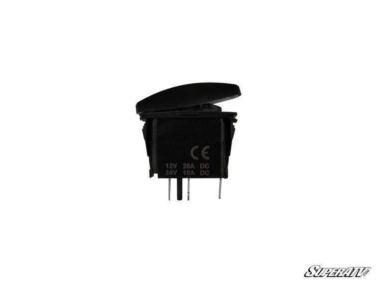12V/20A Off-Road Rocker Switches