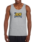 304 Offroad Mens Grey Tank top