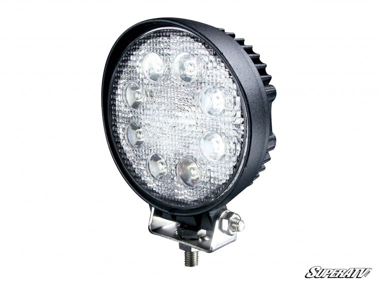 4 Led Round Lights Off Road