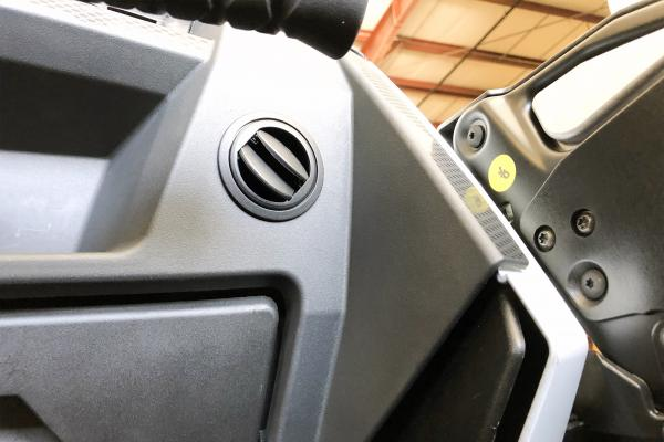 Inferno Cab Heater with Defrost Fits 2019 Polaris RZR XP 1000 and Turbo All Turbo Models