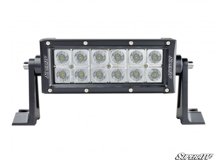 6 led combination spotflood light bar aloadofball Gallery