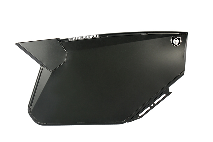 sc 1 st  304 Offroad & Pro Armor X3 Striker Traditional Half Doors - Solar Black (Set Of 2)