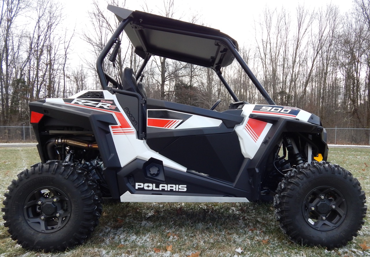 polaris rzr 900 rzr 1000 s lower doors and hinge kit. Black Bedroom Furniture Sets. Home Design Ideas