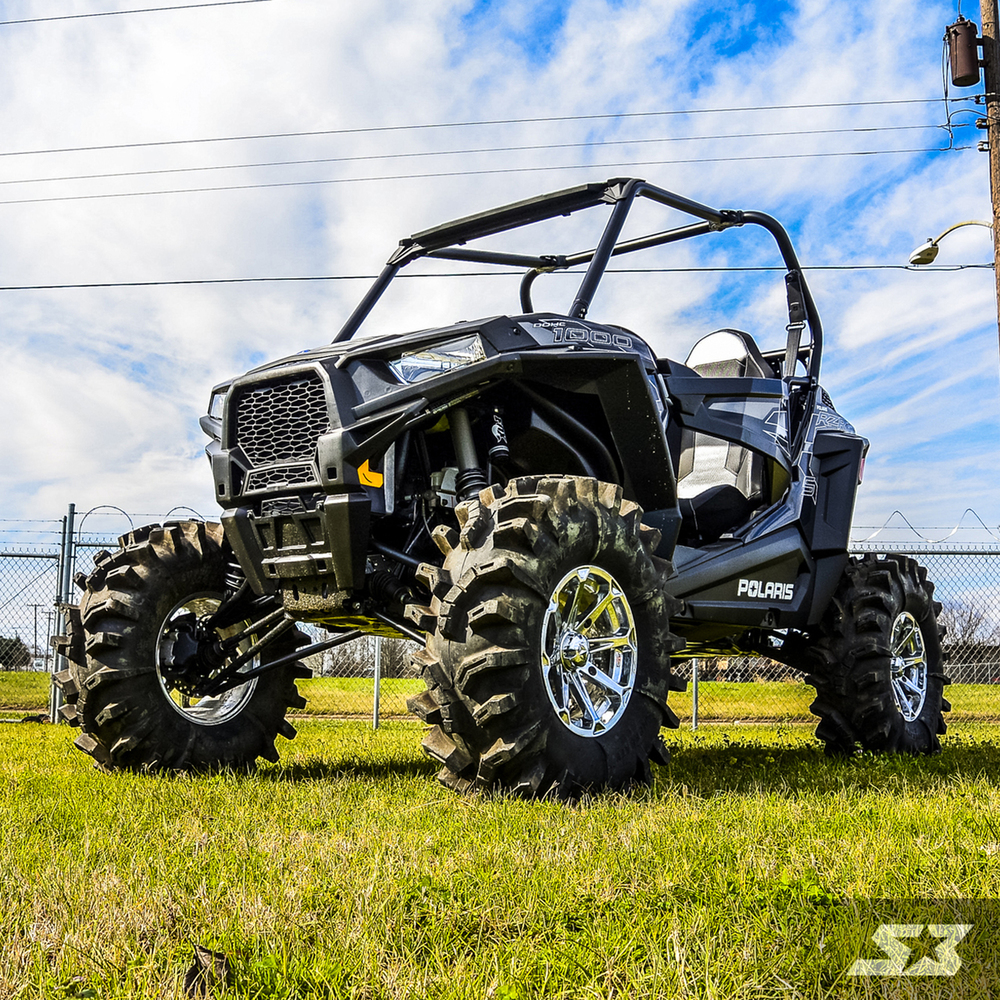 "Lifted Polaris Ranger >> S3 Powersports Polaris RZR S 1000 / RZR S 900 3"" Bracket Lift Kit"