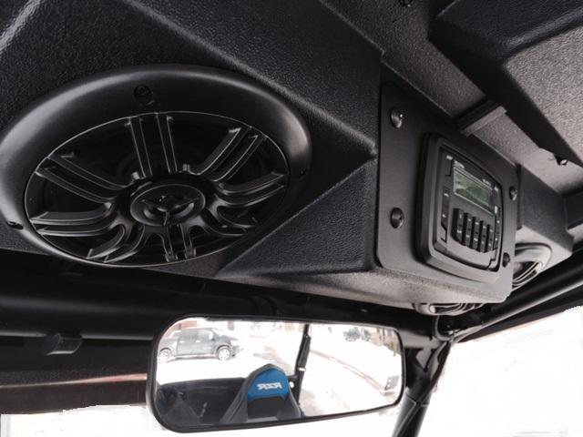 Quot Cooter Brown Quot Rzr Top And Stereo Combo