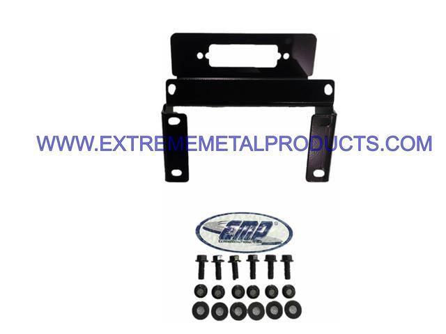 EMP Kawasaki MULE PRO-FX/FXT Winch Mount