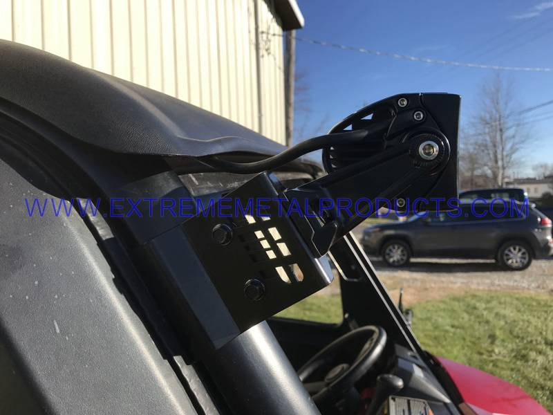 Emp Polaris Ranger 50 Quot Led Light Brackets For The Pro Fit Cage