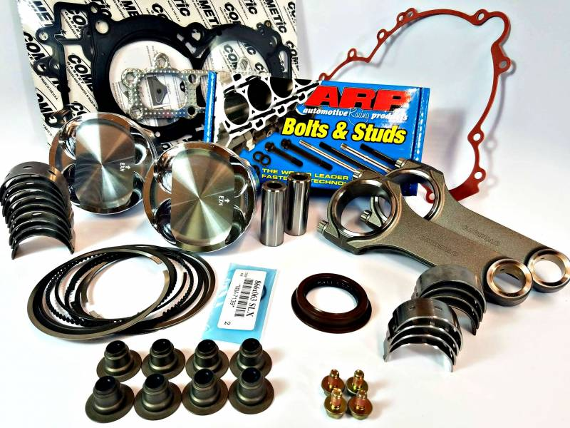 Team Alba Racing XP-T LEVEL 2 REBUILD KIT