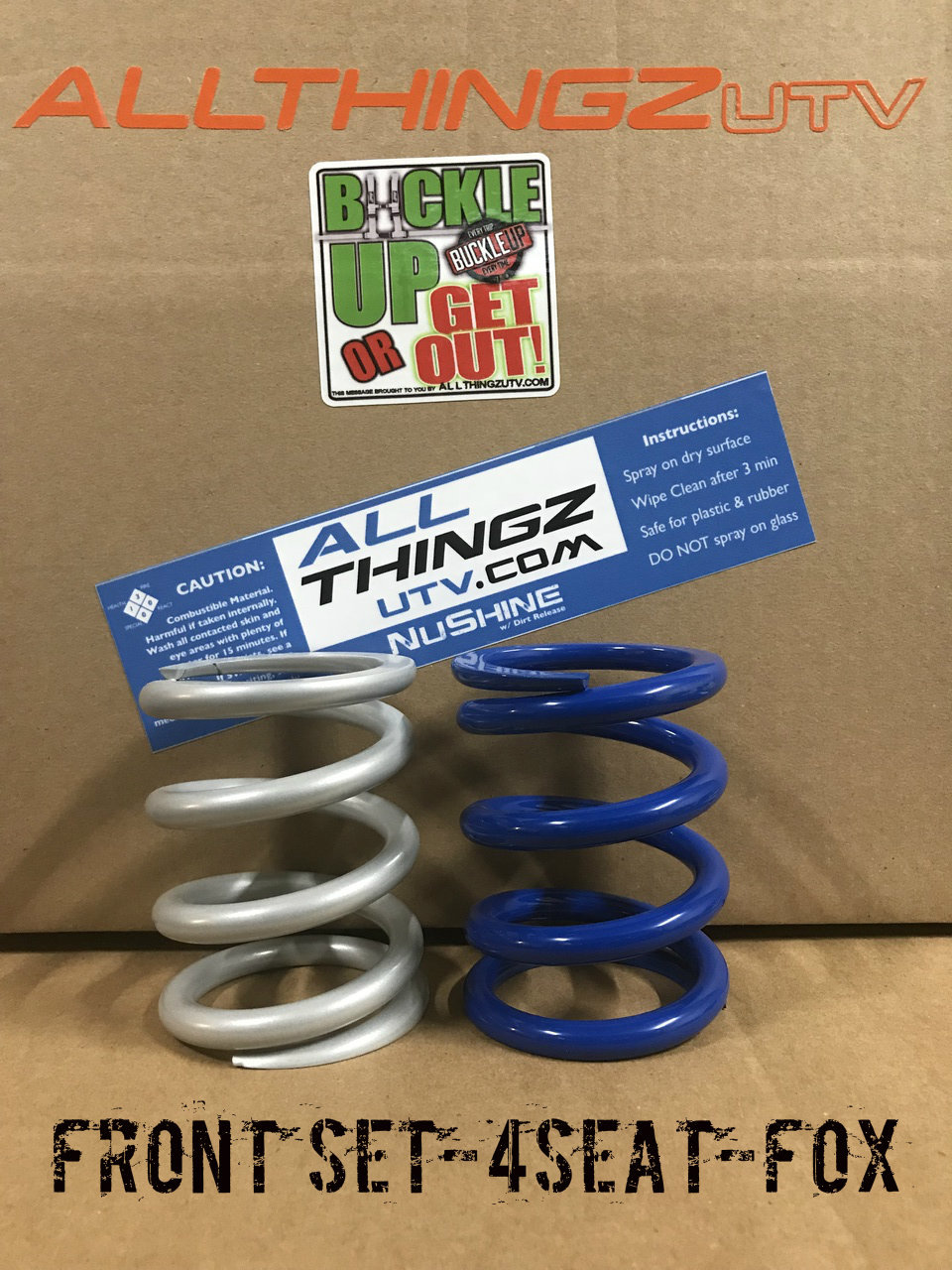 Allthingzutv Polaris 900s OR General Tender Spring Kit
