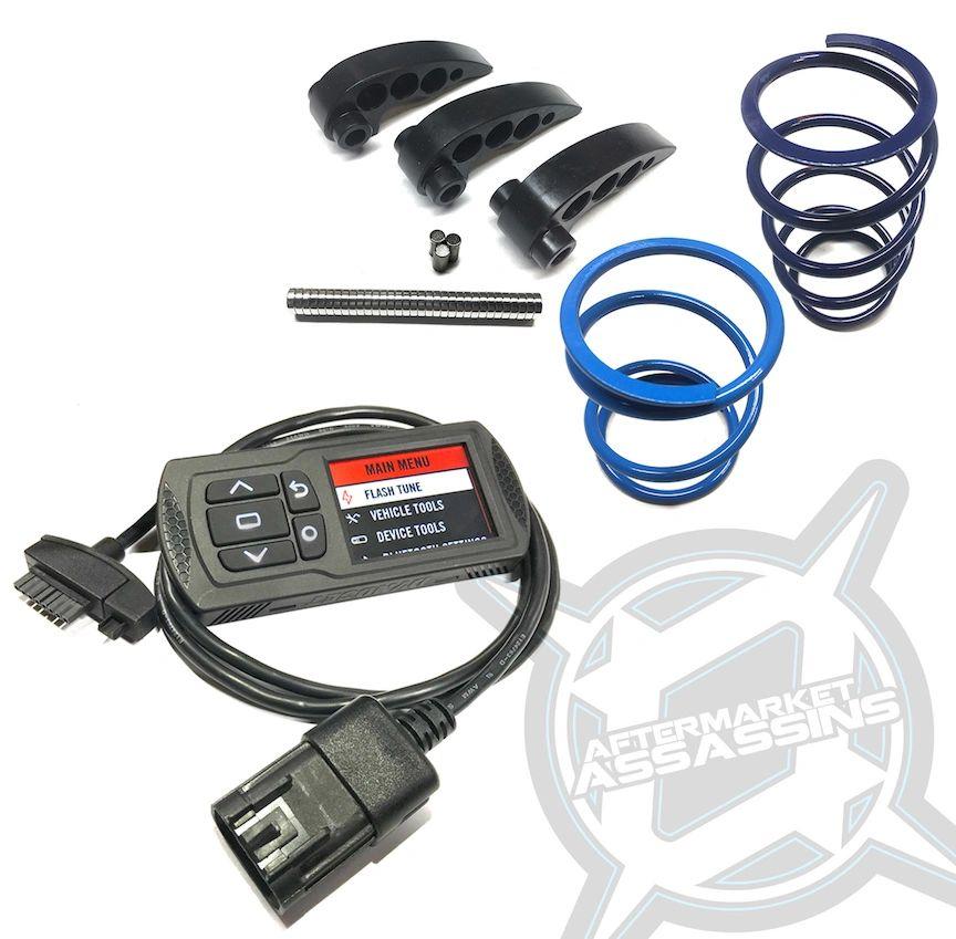 Aftermarket Assassins 2016 RZR XP Turbo Stage 1 Lock & Load Kit