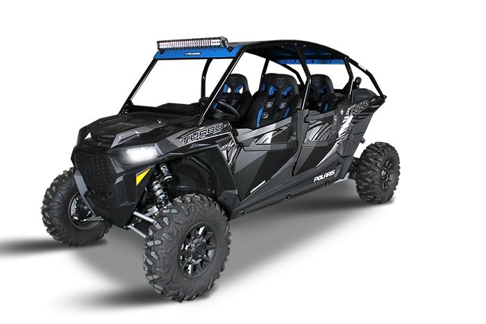 Pro Armor Baja Cage System Rzr Xp4k Turbo4