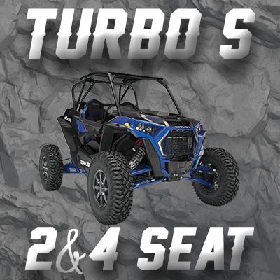 AllThingzUTV Turbo S - 2 & 4 Seater Tender Spring Swap Kit