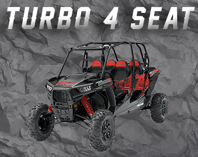 Allthingzutv Rzr Turbo 4 Seater Tender Spring Swap Kit