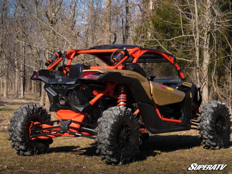 SuperATV Can-Am Maverick X3 Tubed Radius Arms