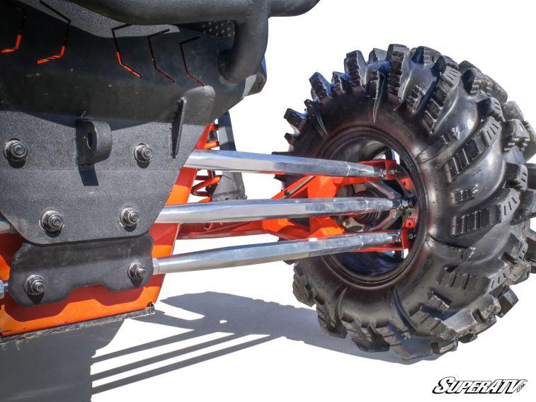 SuperATV Can-Am Maverick X3 Billet Aluminum Radius Arms