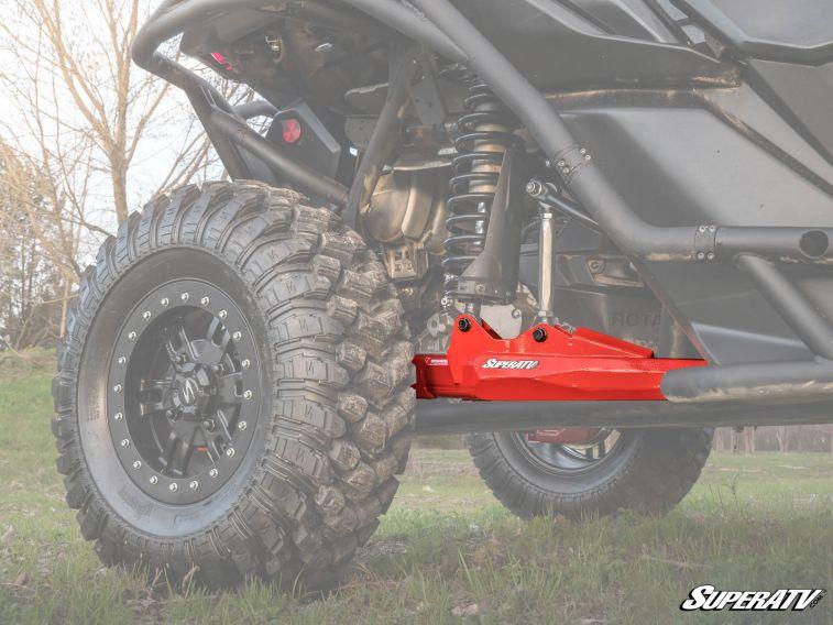 SuperATV Can-Am Maverick X3 High Clearance Rear Trailing Arms