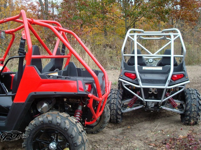 Rt Pro Rzr 800 800 S Roll Cage Extension All Years