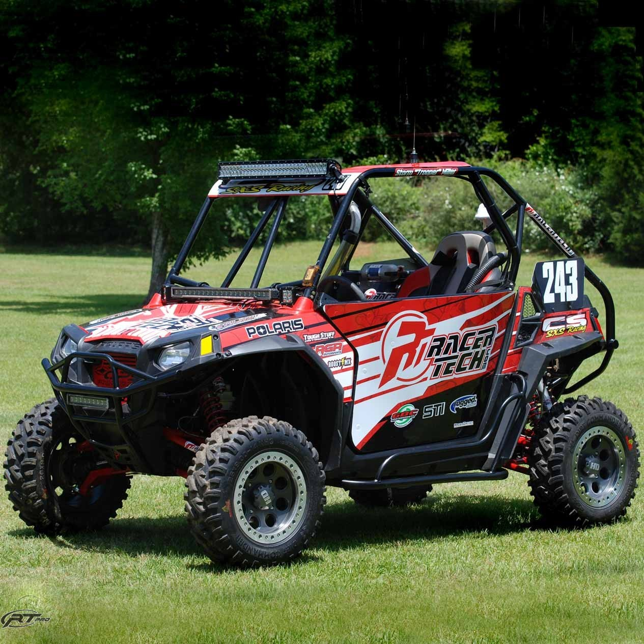 Rt Pro Rzr 570 800 900xp Rc2 Roll Cage