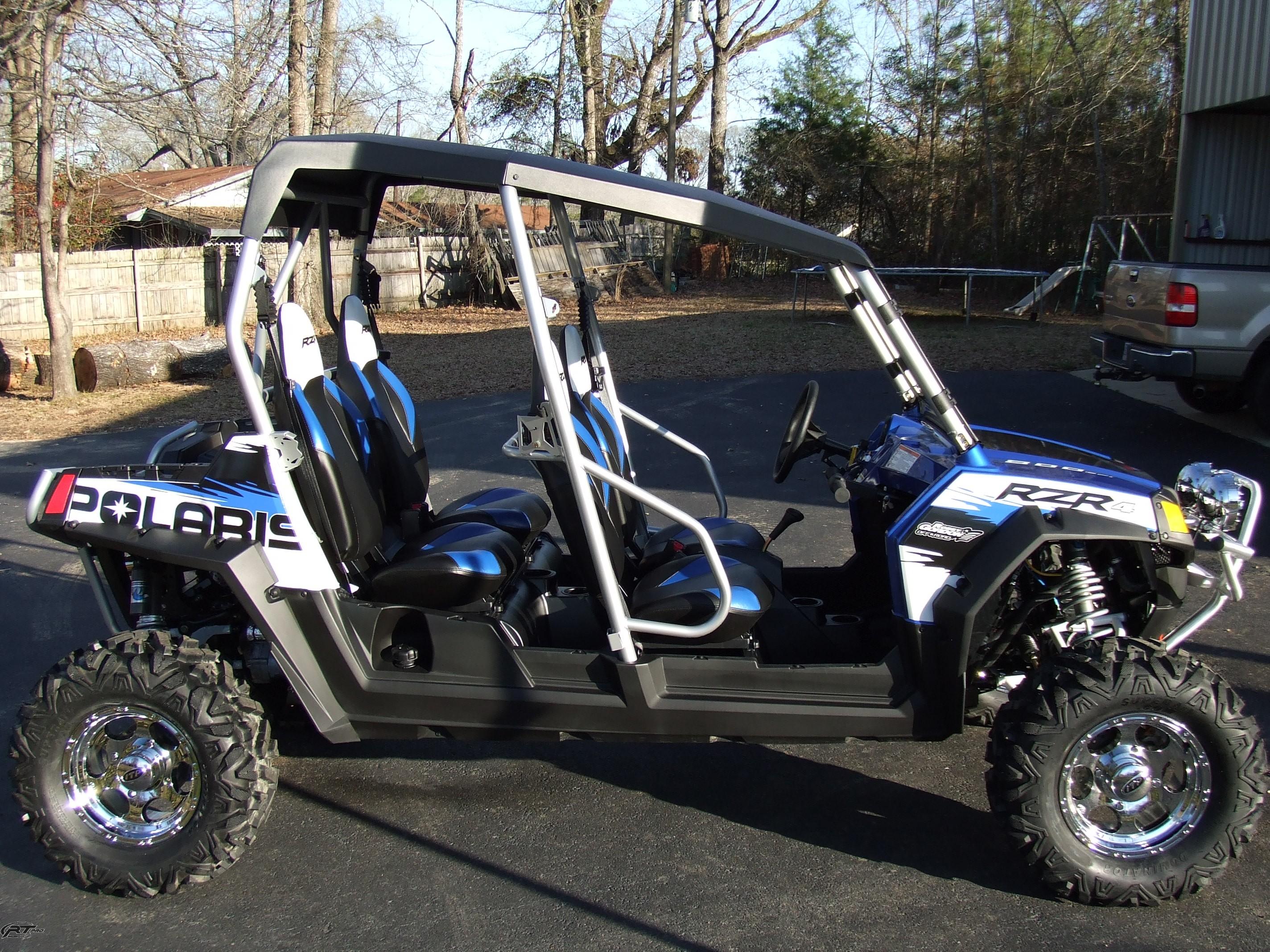 RT Pro RZR 800 S / 4 Seat 2