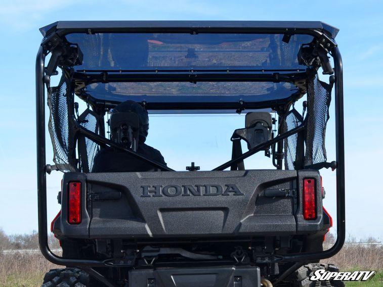 Honda Pioneer Reviews >> SuperATV Honda Pioneer 1000 Tinted Roof
