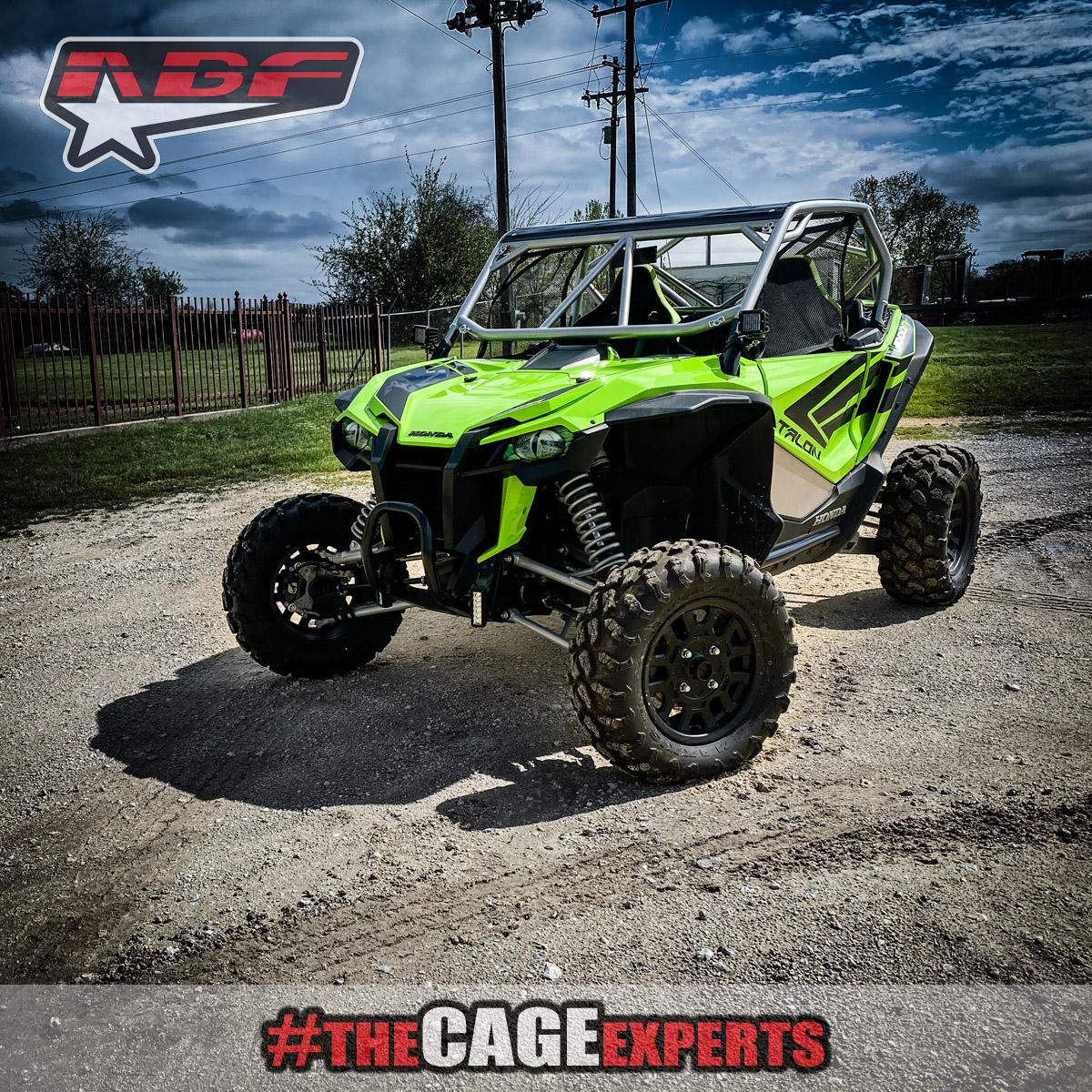 Abf Fab Honda Talon 1000 Roll Cage F16 Cage