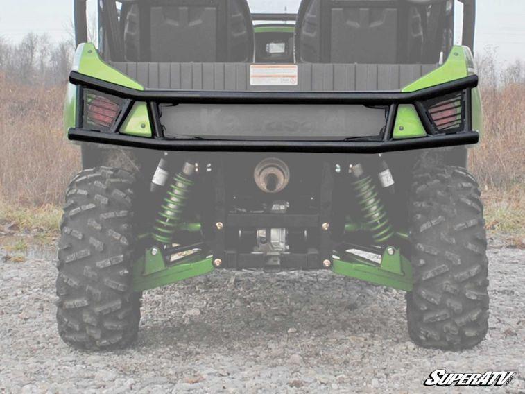 SuperATV Kawasaki Teryx 4 Rear Bumper on
