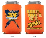 304 Offroad Koozie (Orange)