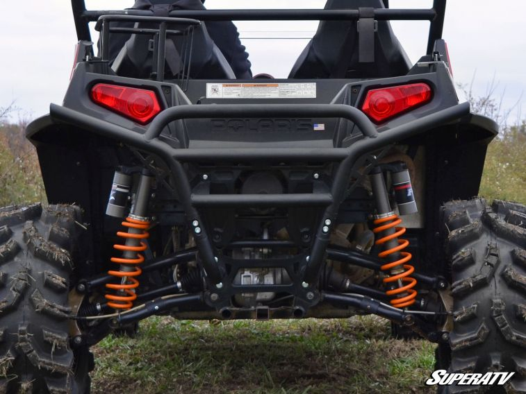 superatv polaris rzr 800 rear bumper. Black Bedroom Furniture Sets. Home Design Ideas