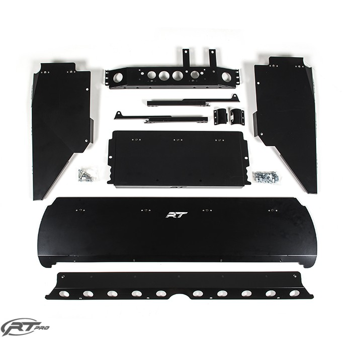 RT Pro RZR XP1000 Bed Delete Kit