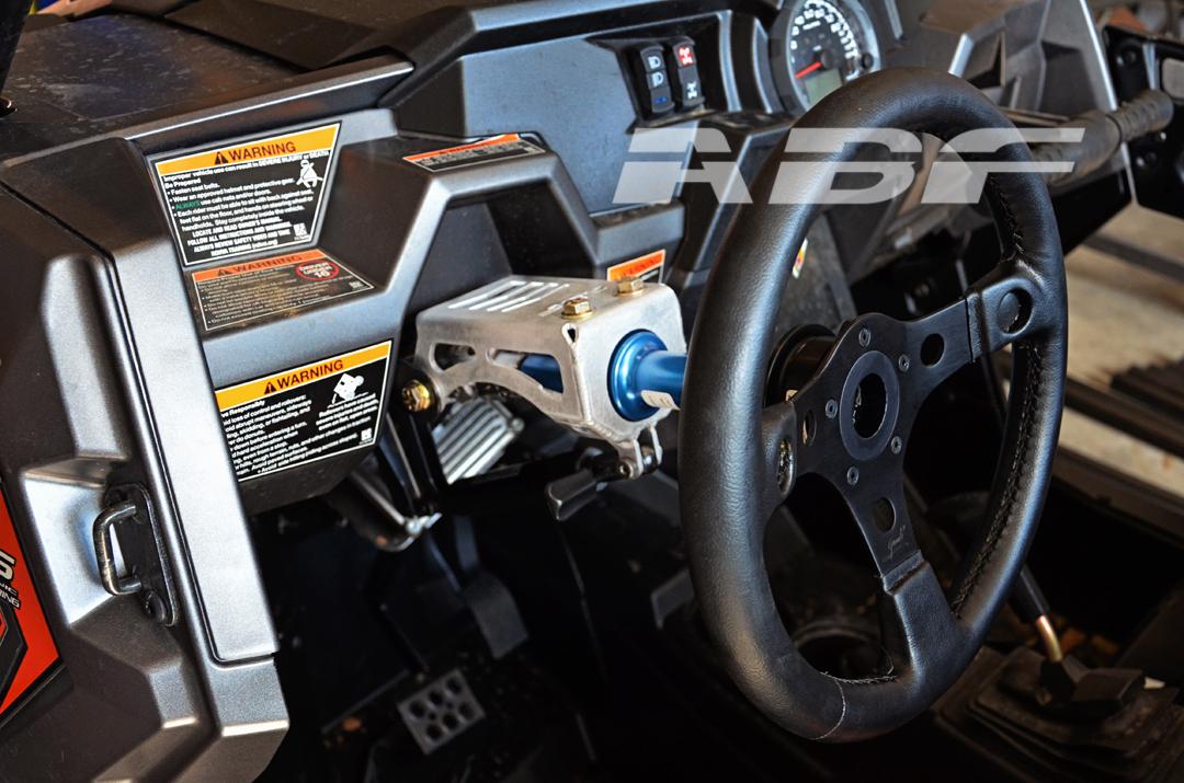 Abf Fabrication Steering Quickener 1 5 1 Ratio