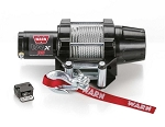 Warn VRX 35 Powersport Winch (3,500 lb) Steel Cable