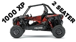 AllThingzUTV POLARIS RZR 1000XP 2 SEATER TENDER SPRING UPGRADE