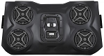 SSV Works Polaris '15+ RZR Bluetooth Ipod 4 Speaker Overhead Weather Proof Audio System