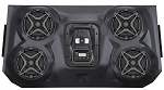 SSV Works Polaris '15+ RZR XP4 1000 Bluetooth Ipod 4 Speaker Overhead Weather Proof Audio System