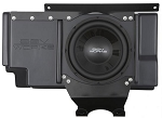 SSV Works Polaris RZR XP 1000 / XP 4 1000 Behind Seat Weatherproof Sub Box With Amplified 10