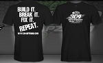 304 Offroad T-shirt Black