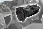 SSV Works Polaris '15+ RZR Glove Box Sub Box With 600 Watt 10
