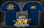 304 Offroad Navy shirt