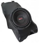 SSV Works Polaris Rzr Gen 1-3 Under Dash Sub Box With 600 Watt 10