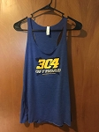 304 Offroad Womens Royal Blue Racerback