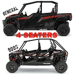 AllthingzUTV Polaris 900S - General 4 Seater Tender Spring Kit