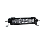 6 Inch Single Row Series, LED Light Bar with Combo Optics (30w)