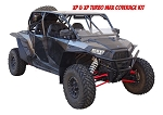 Mudbusters XP Fender Extensions For Polaris XXL Fenders