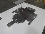 Polaris RZR 800 Gator Belly Skid Plates