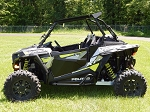 Polaris RZR XP 1000 Lower Half Doors and Hinge Kit