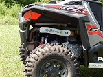 Polaris RZR 900 & RZR 1000 S Exhaust Cover