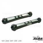 Team Alba Racing XP1000 Billet Sway Bar Links