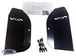EMP Can-Am Maverick Mud Guards for Radiator