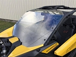 EMP Can-Am Maverick X3 Hard Coated Windshield w/Fast Straps