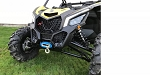 EMP Can-Am Maverick X3 Winch Mount